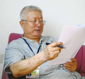 杨凤田院士
