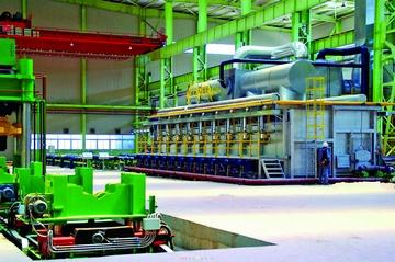 发展成为提供汽车工厂工程建设(包括产品选型,厂房建设,装备供货,安装